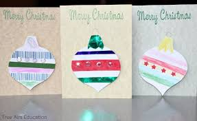 crafts for handmade ornament cards