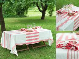 linen tablecloths for your table design linenbeauty