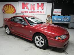 car sales ford mustang 1994 ford mustang gt for sale at knh auto sales akron ohio