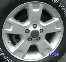 2004 ford explorer rims 2004 ford explorer oem factory wheels and rims