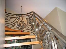Chrome Banister Residential And Commercial Railings By New Star Brass And Bronze