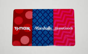 home goods bridal registry tj maxx marshalls home goods gift card 206 42 free shipping