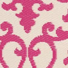 Pink Indoor Outdoor Rug Fab Habitat Venice Indoor Outdoor Rug Cream And Pink U2013 The