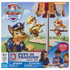 paw patrol pups training game walmart canada