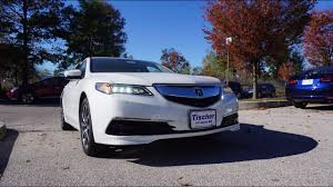 first acura ever made 2017 acura tlx v6 tech sh awd 9at review youtube
