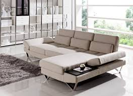 Modern Fabric Sectional Sofas Modern Fabric Sectional Sofa Set