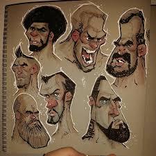 27 best kötü adam images on pinterest character design drawings