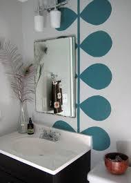 bathroom mural ideas modern bathroom mural