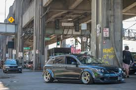 subaru hatchback jdm widebody mazda 3 jdm forester a long way from home 403media