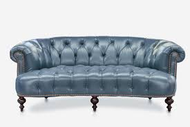 blue chesterfield sofa blue chesterfield leather sofa great ideas 3 the truman