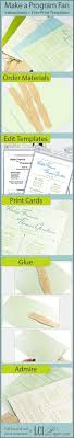 design your own wedding program admirable how to design your own wedding invitations for free