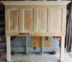 Making Headboards Out Of Old Doors by Headboard Made Out Of Old Doors 7826