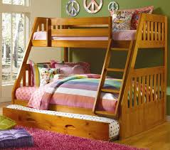 Bunk Bed With Mattresses Included Discovery World 2118 904 904 1 Twin Over Full Bunk Bed Honey With