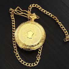 necklace pendant watch images Roman numerals gold pocket watch antique steampunk pocket watches jpg