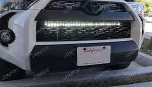 toyota 4runner bars 90w high power cree led light bar for toyota 4runner lci