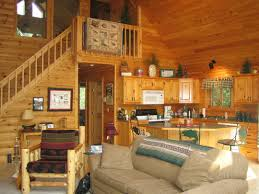 One Story Log Cabins One Story Open Floor Plans With Basement Home Spotlight Plan