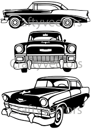 logo chevrolet vector 1956 chevrolet bel air vector file