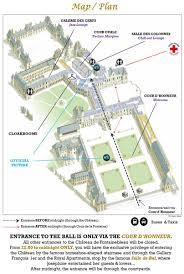 La Salle Campus Map Practical Information Summer Ball Insead