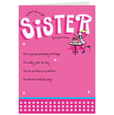 Invitation Cards Messages Happy Birthday Linda Brothers U0026 Sisters Pinterest Funny