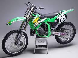 factory motocross bikes dirt bike journal two stroke tuesday james stewarts 2002