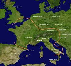 Rail Map Of Europe by File Turin Europe Train Map Gif Wikimedia Commons