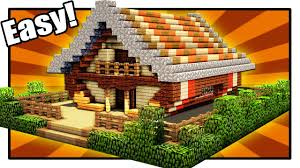 how to build a cottage house minecraft how to build a cool wooden house minecraft house