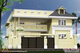 3265 sq ft tamilnadu house design kerala home design and floor plans