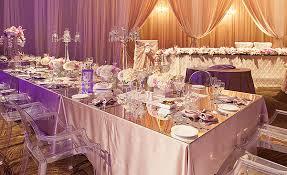 Wedding Decor Rentals Toronto workshop