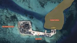 Spratly Islands Map China U0027s Island Building Spree Is About More Than Just Military