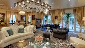 salon du luxe mobilier de luxe paris table basse transparente paris mobilier de