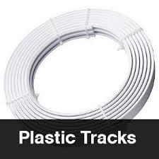 Plastic Curtain Tracks Curtain Tracks Curtain Rails Direct Fabrics