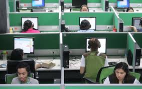 the workers who answer your customer service calls the nation