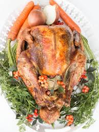 simple roast turkey recipe s dish