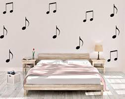 Music Note Decor Music Home Decor Etsy