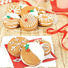 molasses spice cookies sandra lee