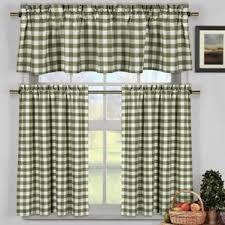 lime green kitchen curtains wayfair