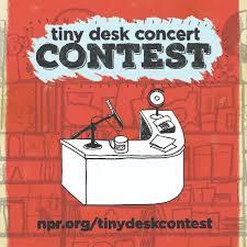 Small Desk Concert by Npr Little Desk Contest Hostgarcia
