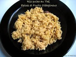 cuisine indienne riz cuisine indienne recette du riz pulao au thé épices et fruits