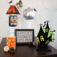 simple and spooky halloween home decor creative ramblings
