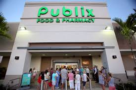 is publix open on 2017 and tree