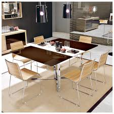 Expandable Dining Room Tables Dining Room Expandable Dining Table Set On Cream Carpet For