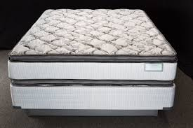 rushmore two sided queen pillow top mattress set my furniture place