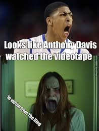 Anthony Davis Memes - anthony davis memes best collection of funny anthony davis pictures