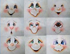 image result for free printable snowman face template wood signs