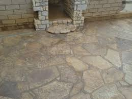 the proper way to clean seal exterior slate or flagstone san