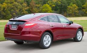 2010 honda accord crosstour accessories 2010 honda accord crosstour 4wd instrumented test car and driver