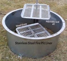 Fire Pit Liners by Make Your Own Fire Pits With Walttools Fire Pit Liners Firepits