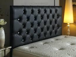 headboard image of tall headboards king furniture black