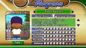 Kenny Backyard Baseball Video Backyard Baseball 2005 Pablo Sanchez Theme Backyard