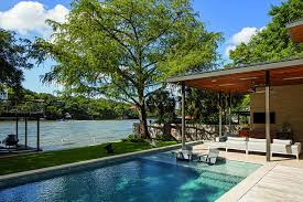 lakeside lifestyle home design u0026 decor exterior pool ideas